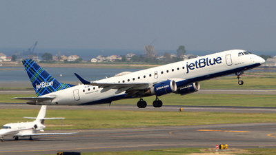N247JB - Embraer 190-100IGW - jetBlue Airways