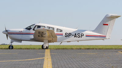 SP-ASP - Piper PA-28RT-201 Arrow IV - Private