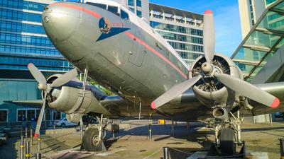 VR-HDA - Douglas DC-3 - Cathay Pacific Airways