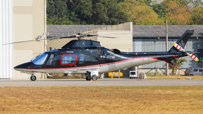 PR-AGW - Agusta A109E Power - Private