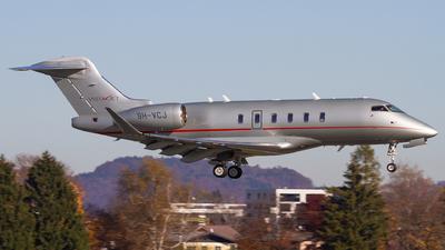 9H-VCJ - Bombardier BD-100-1A10 Challenger 350 - VistaJet