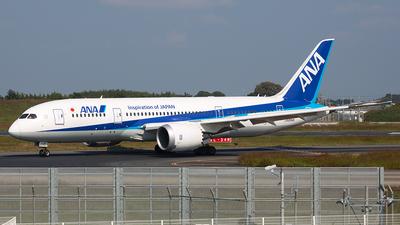JA834A - Boeing 787-8 Dreamliner - All Nippon Airways (Air Japan)