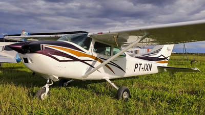 PT-IXN - Cessna 182P Skylane - Private