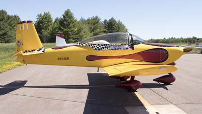 N868RM - Vans RV-8A - Private