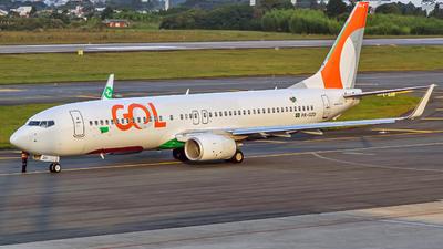 PR-GZD - Boeing 737-8K2 - GOL Linhas Aereas