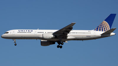 N503UA - Boeing 757-222 - United Airlines