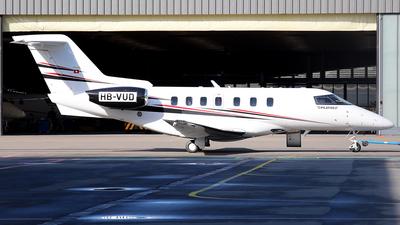 HB-VUD - Pilatus PC-24 - Private