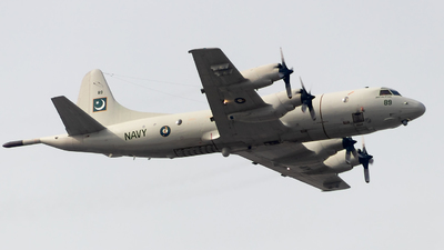 89 - Lockheed P-3C Orion - Pakistan - Navy