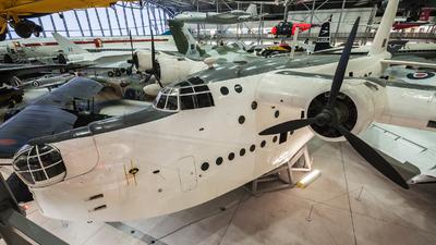 ML796 - Short Sunderland MR.5 - United Kingdom - Royal Air Force (RAF)