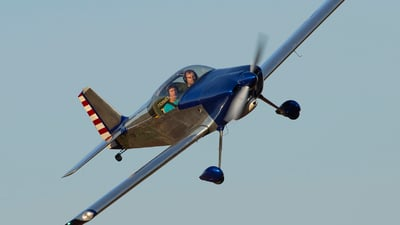 N118PJ - Vans RV-6 - Private