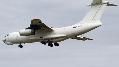 RA-76352 - Ilyushin IL-76TD - Aviacon Zitotrans