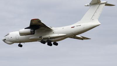 A picture of RA76352 - Ilyushin Il76TD -  - © ShipSash