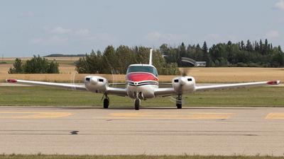 C-GESM - Piper PA-30-160 Twin Comanche - Springbank Aero Flight Training