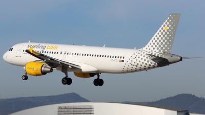 EC-ILQ - Airbus A320-214 - Vueling
