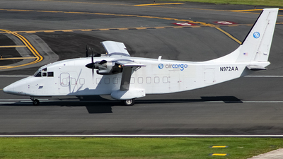 A picture of N972AA - Short 360 - Alliance Air Charter - © Juan Carlos Aponte