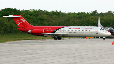 YV371T - McDonnell Douglas DC-9-32 - Aserca Airlines