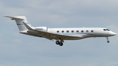 N390ER - Gulfstream G650ER - Private