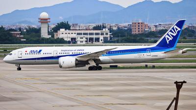 JA896A - Boeing 787-9 Dreamliner - All Nippon Airways (Air Japan)