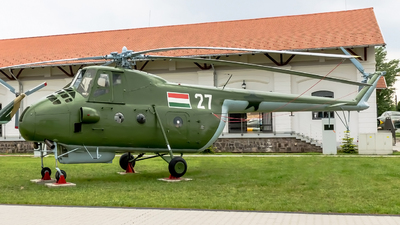 27 - Mil Mi-4 Hound - Hungary - Air Force