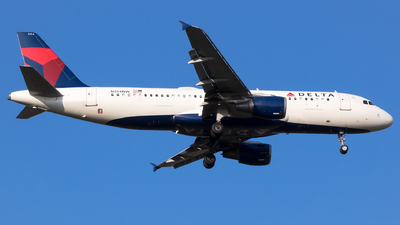 N354NW - Airbus A320-212 - Delta Air Lines