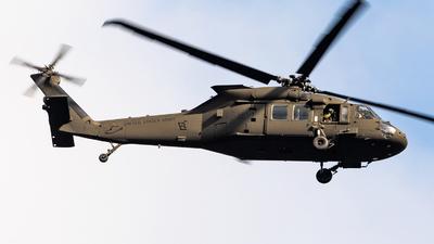 18-21030 - Sikorsky UH-60M Blackhawk - United States - US Army