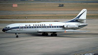 F-BJTR - Sud Aviation SE 210 Caravelle III - Air France
