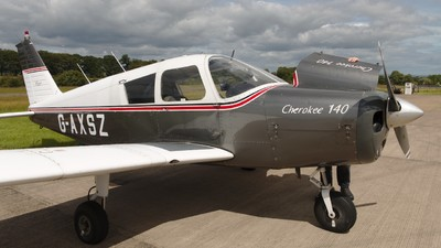 A picture of GAXSZ - Piper PA28140 - [2826188] - © Bruce Cowan