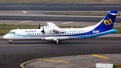 F-WKVC - ATR 72-212A(600) - Mandarin Airlines