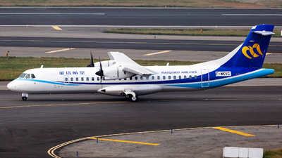 A picture of FWKVC - ATR 72600 -  - © YIFENG SHEN