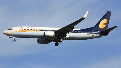 VT-JBW - Boeing 737-8AL - Jet Airways