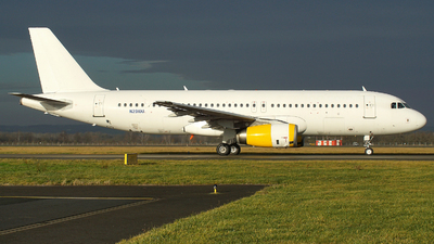 A picture of N2910U - Airbus A320232 - [1749] - © Hanys