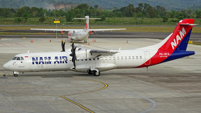 PK-NYZ - ATR 72-212A(600) - NAM Air