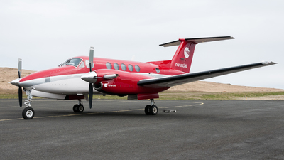 TF-NLB - Beechcraft 200 Super King Air - Norlandair