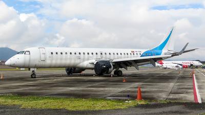 HC-COX - Embraer 190-100IGW - TAME Ecuador