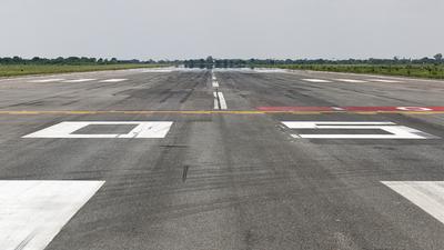 SACO - Airport - Runway