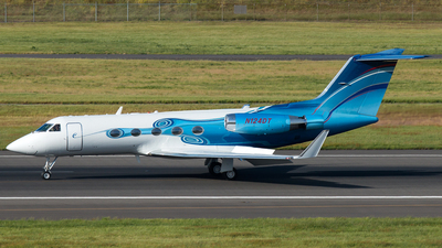 N124DT - Gulfstream G-III - Private