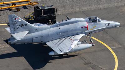 C-FGZI - McDonnell Douglas A-4N Skyhawk - Top Aces