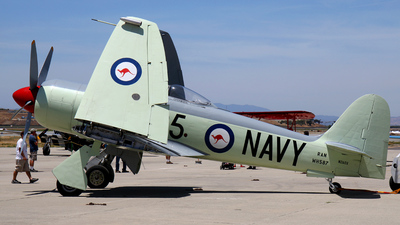 N260X - Hawker Sea Fury Mk.11 - Private
