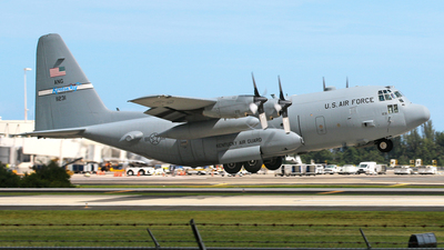 91-1231 - Lockheed C-130H Hercules - United States - US Air Force (USAF)