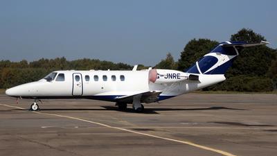 G-JNRE - Cessna 525 Citationjet CJ2 - Private