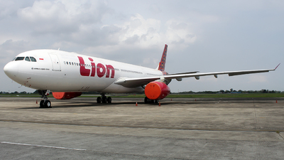 PK-LEL - Airbus A330-343 - Lion Air