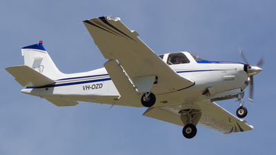 VH-OZD - Beechcraft G36 Bonanza - Private