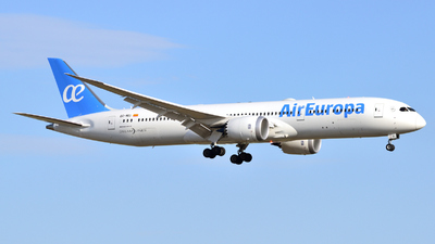 A picture of ECNEI - Boeing 7879 Dreamliner - Air Europa - © Remi Dallot
