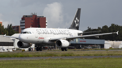 A picture of N524TA - Airbus A319132 - Avianca - © Hansen Gt