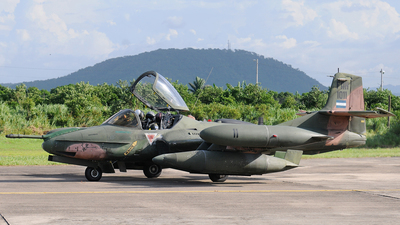 FAH-1011 - Cessna A-37B Dragonfly - Honduras - Air Force