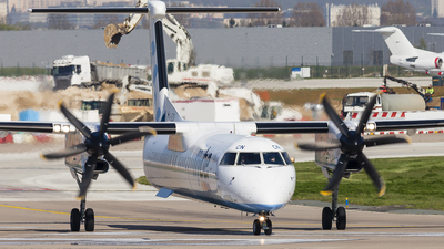 G-JECN - Bombardier Dash 8-Q402 - Flybe
