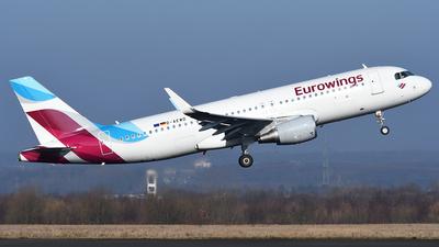A picture of DAEWD - Airbus A320214 - [7019] - © Frank Buschmann