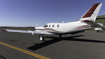 VH-PVM - Socata TBM-850 - Private