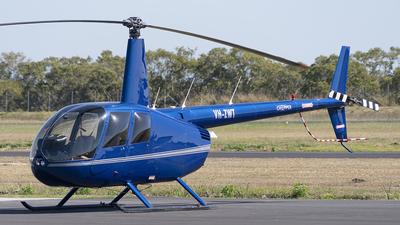 VH-ZWT - Robinson R44 Astro - Private
