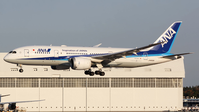 JA806A - Boeing 787-8 Dreamliner - All Nippon Airways (Air Japan)
